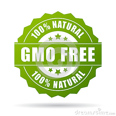 Free Gmo Free Natural Product Icon Royalty Free Stock Images - 63979739