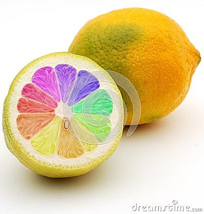 GMO lemon