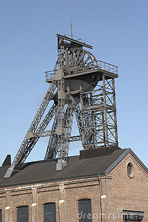 Gneisenau Colliery Shaft, Dortmund 04