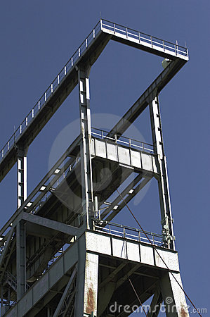 Gneisenau Colliery Shaft, Dortmund 07