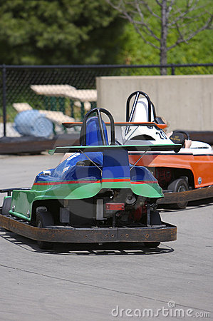 Free Go Carts Stock Photography - 678632