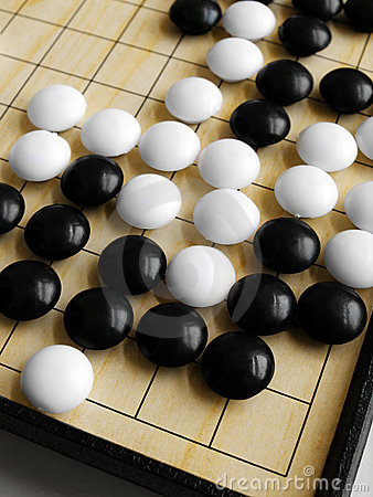 Go game or Weiqi