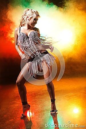 Go-go dancer
