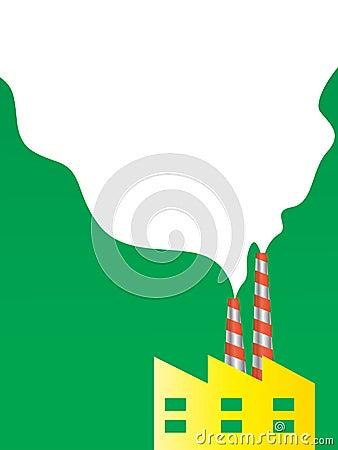 Go Green - Air pollution