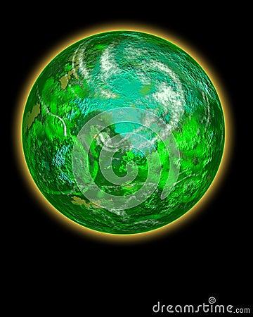Go Green Planet