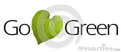 Go Green Type