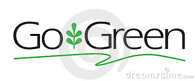 Go Green Type
