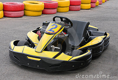 Sample Go-Kart Track Designs