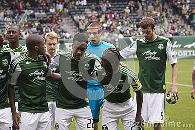 Go Timbers! Editorial Image