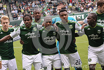 Go Timbers! Editorial Photo