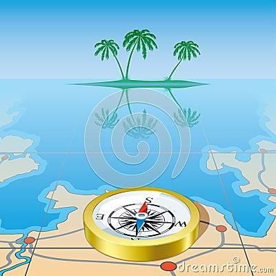 Free Go Tropics Royalty Free Stock Photography - 18317817