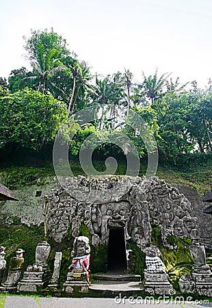 Goa Gajah, Bali Indonesia