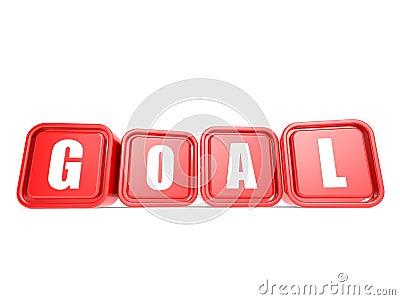 Goal cube