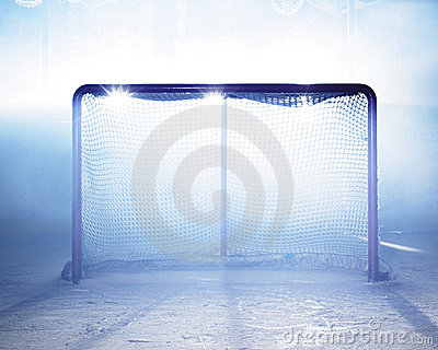 Goal ice-hockey