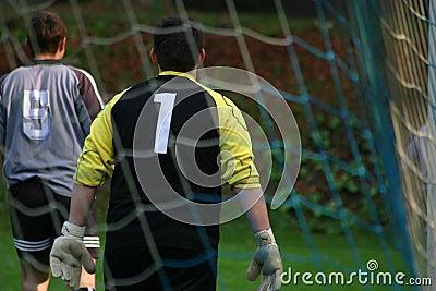 Goal keeper #1