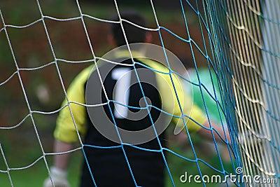 Goal keeper #2