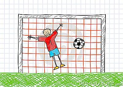 Goal-keeper