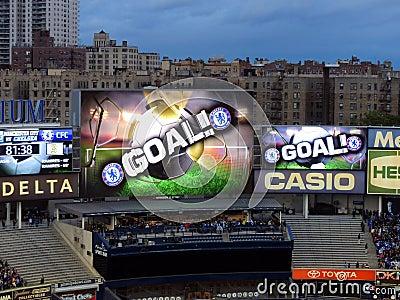 Goal ! Editorial Image