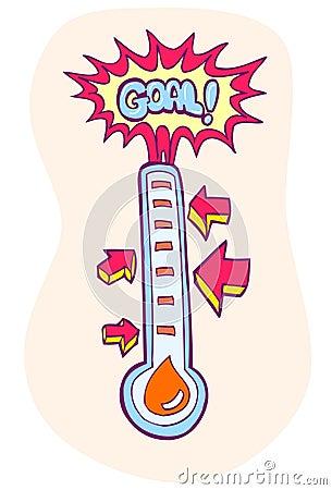Goal Meter