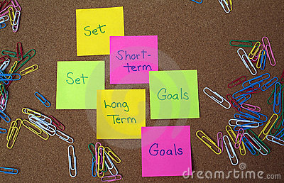 Goal setting motivation