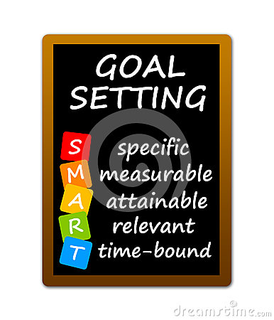 Goal Setting Royalty Free Stock Photography - Image: 33596427