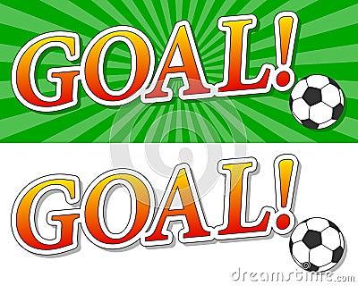 Goal Soccer Logo