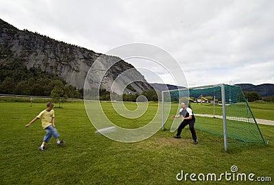 Goalkeeper.