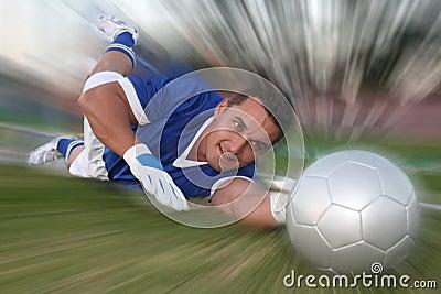 Goalkeeper Save