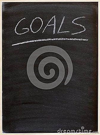 Free Goals Stock Image - 14161231
