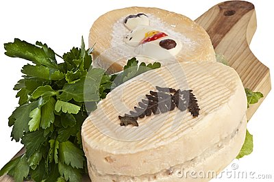Goat cheese flavored