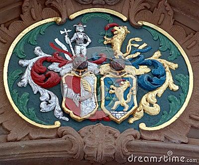 Godło średniowieczny