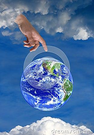 Free God Faith Religion Hope Peace Heaven Earth Stock Images - 13576264