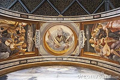God fresco