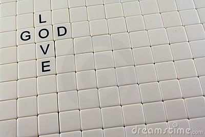 God/Love Crossword