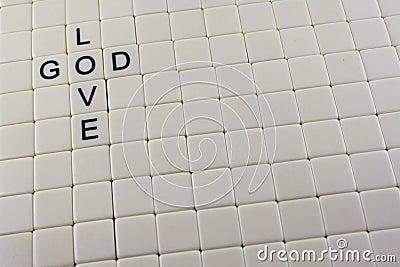God/Love Crossword
