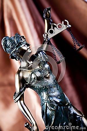 Free God Of Law Stock Photo - 15891400
