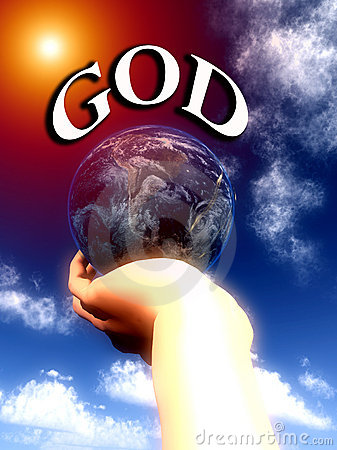 God the World In His Hands 2