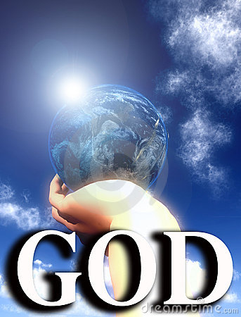 God the World In His Hands 3