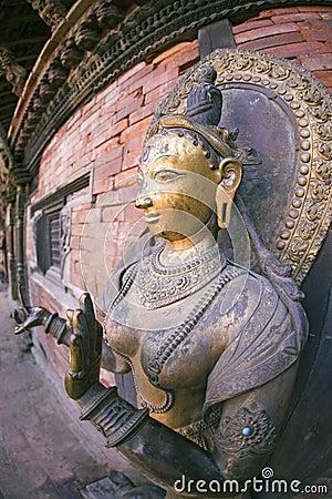 Goddess of Nepal