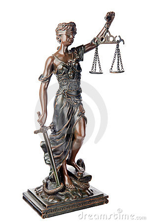 Free Goddess Of Justice Stock Images - 19140664