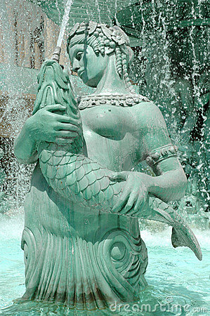 Goddess Water Fountain