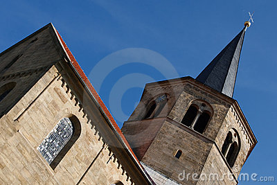 Godehardikirche, St. Godehard Basilika, Hildesheim
