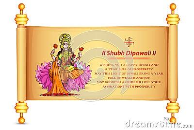 Godess Lakshmi