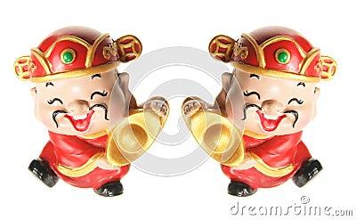 Gods of Prosperity Figurines