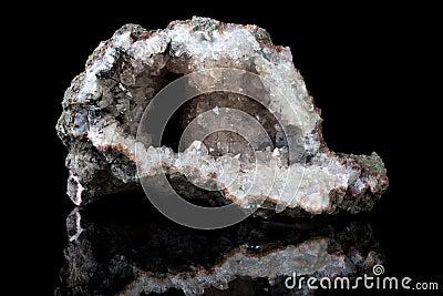 Goethite crystals