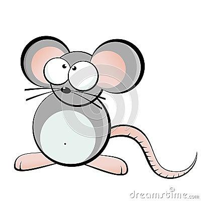 Goggle eyed mouse