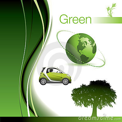 Going green elements