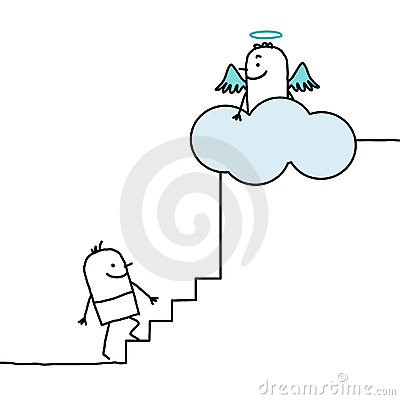 Going up to heaven