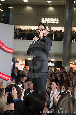 Gok roadshow4 Editorial Photography