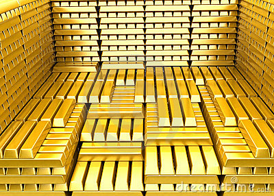 Gold Royalty Free Stock Photo - Image: 22154575